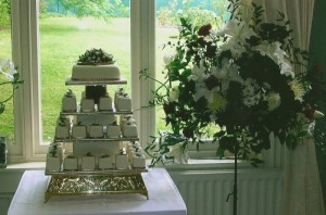 Wedding Cake - 52 Squares and One Big One