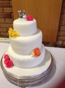 TattyTeddy Wedding Cake